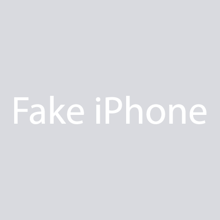 Fake-iPhone