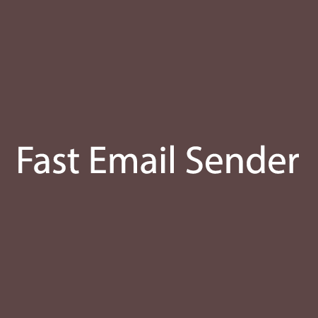Fast-Email-Sender