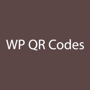 WordPress-QR-Codes